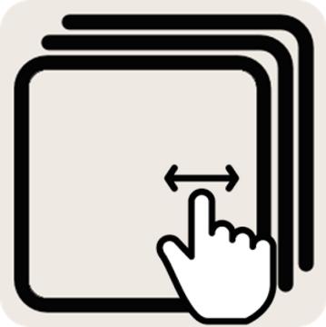 SwipeCard|簡単操作で単語学習(無料英単語データ付)