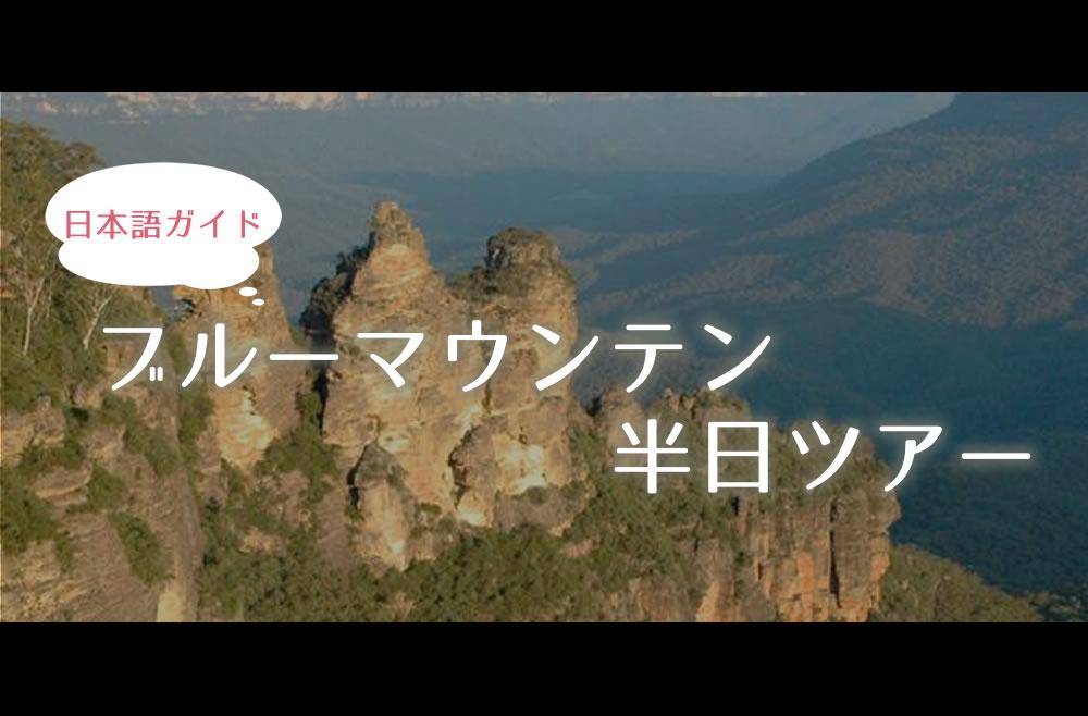【動画あり】2016年〜新スタート!日本語ガイド・ブルーマウンテン半日ツアー