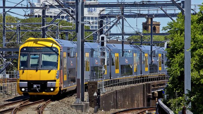 シドニー 電車 オパールカード