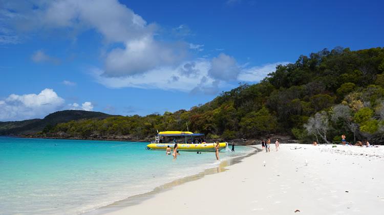 whitehavens beach