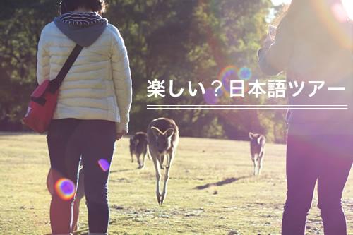 ジャックさんの「楽しい日本語ツアー」は本当に楽しいか検証してきました!