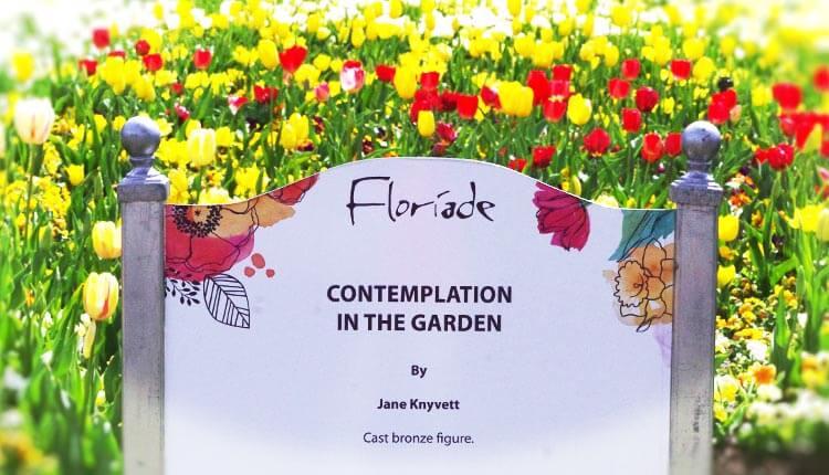 オーストラリア最大のお花のイベント、フロリアードに行ってきました!