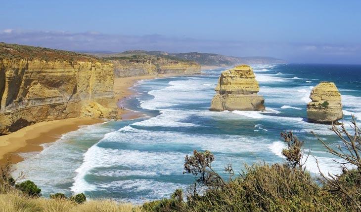 世界一美しい海岸線 グレートオーシャンロードを写真で紹介!