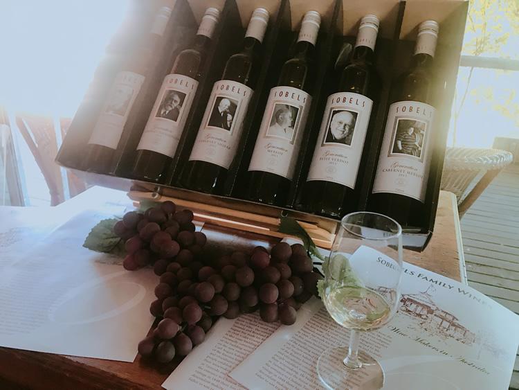 シドニーのハンターバレーでワインテイスティングに挑戦!