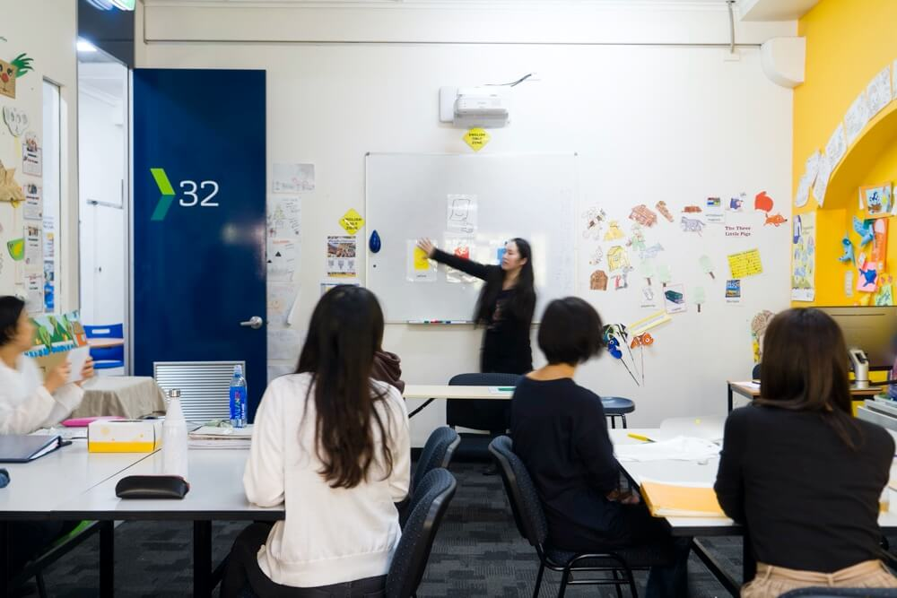 オーストラリアの語学学校が提供するオンライン英語レッスンを紹介