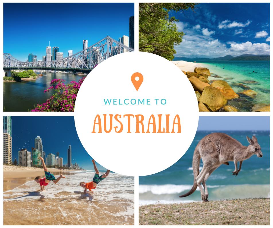 留学・ワーホリの渡航先で人気の「オーストラリア」ってどんな国?