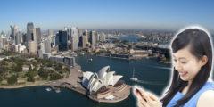 【正規代理店】オーストラリアで日本のスマホを使う方法まとめ