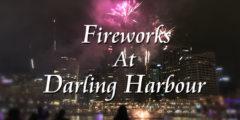 毎週土曜開催 シドニーのダーリングハーバーで見られる無料の花火2019