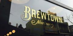 絶品!クロナッツが有名なBrewtown Newtownへ!