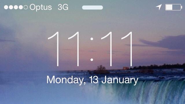 オーストラリア スマホ 3G回線