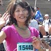 キューちゃん シドニーマラソン2009